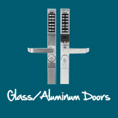 Glass/Aluminum Doors