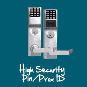 High Security Pin/Prox ID