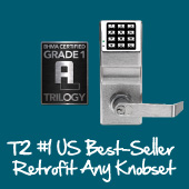 T2 #1 US Best-Seller Retrofit Any Knobset