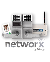Wireless Networked Locks